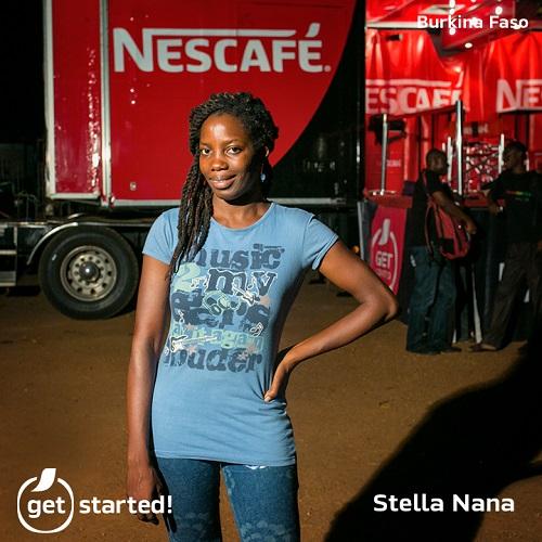 Stella nescafé