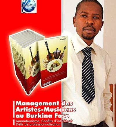 Walib Bara a sorti un livre sur le management des artistes-musiciens en mars 2014